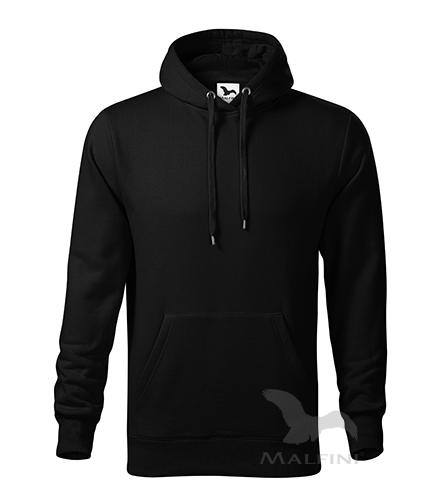mikina CAPE čierna