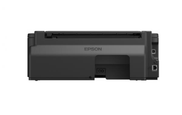 lacná sublimačná tlačiareň EPSON A4 zadná strana