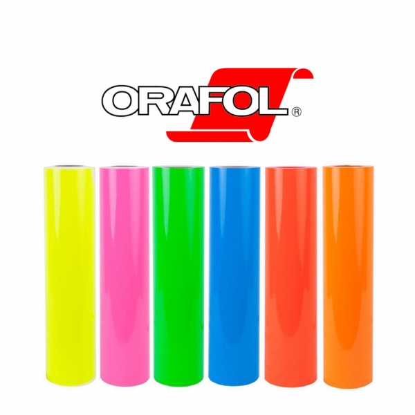 Oracal 6510 Fluorescent
